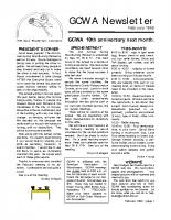 1998 02 February Newsletter
