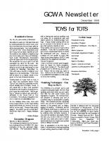 1998 12 December Newsletter