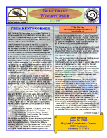 2009-06 June Newsletter