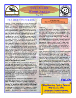 2010-05 May Newsletter