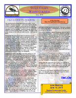 2010-06 June Newsletter