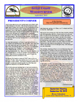 2010-09 September Newsletter