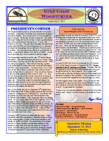 2011-09 September Newsletter
