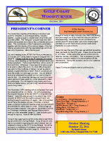 2011-10 October Newsletter-Rev