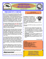 2013-09 September Newsletter