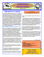 2013-10 October Newsletter
