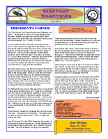 2014-06 June Newsletter