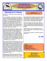 2014-07 July Newsletter