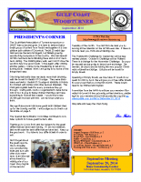 2014-09 September Newsletter