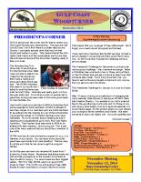 2014-11 November Newsletter