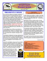 2014-12 December Newsletter