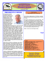 2015-09 September Newsletter