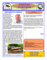 2015-10 October Newsletter