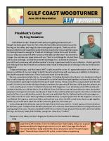2018-06 June Newsletter